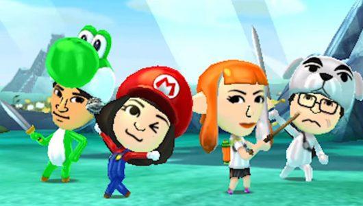 Nintendo annuncia una release occidentale per Miitopia