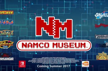 Namco Museum Arcade Pac annunciato oggi per Nintendo Switch