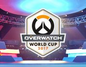 Overwatch World Cup 2017 gironi