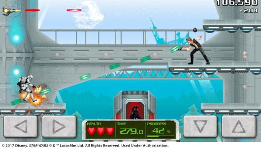Star Wars Force Collection: pubblicato il nuovo Contra Mini-Game