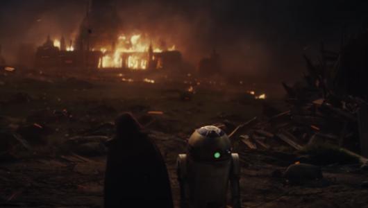 Star Wars The Last Jedi si svela con il primo trailer ufficiale