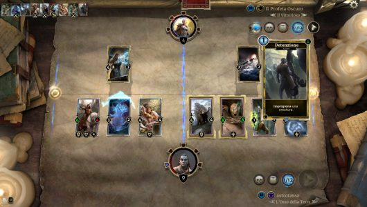 The Elder Scrolls Legends casate morrowind disponibile