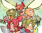 Wonder Boy The Dragon's Trap ottiene un'edizione fisica per PS4