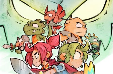 wonder boy dragon's trap apertura recensione