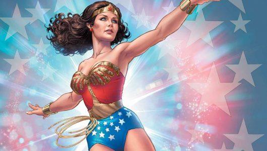 Wonder Woman e le sue Amazzoni protagoniste al Napoli Comicon
