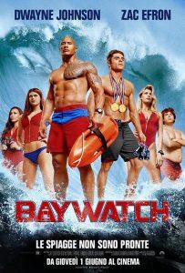 Baywatch immagine Cinema locandina