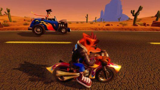 Crash Bandicoot N Sane Trilogy spot live action