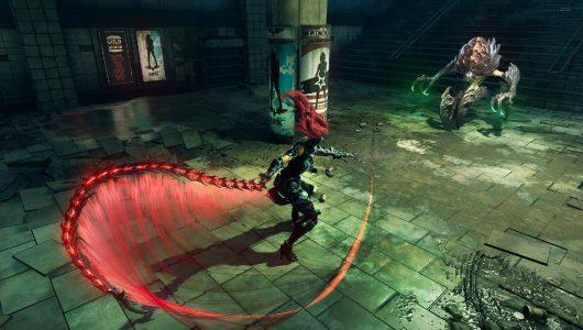 Darksiders iii video gameplay