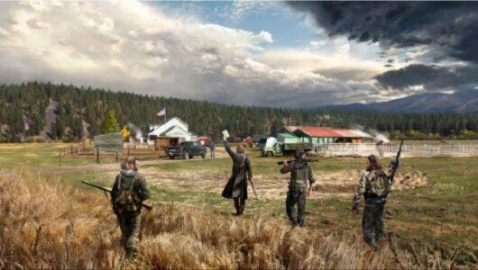 Far Cry 5 video montana