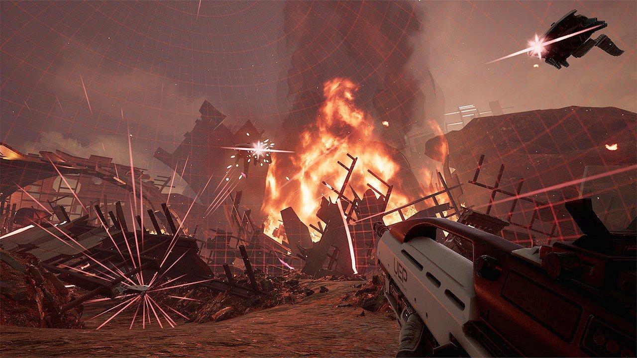 Farpoint immagine PS4 VR 02
