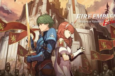 Fire Emblem Echoes Shadows of Valentia immagine 3DS 10