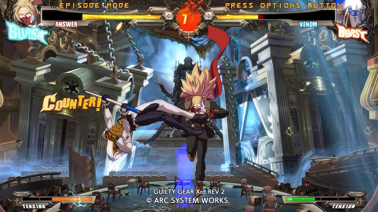 Guilty Gear Xrd REV 2 immagine PC PS3 PS4 07
