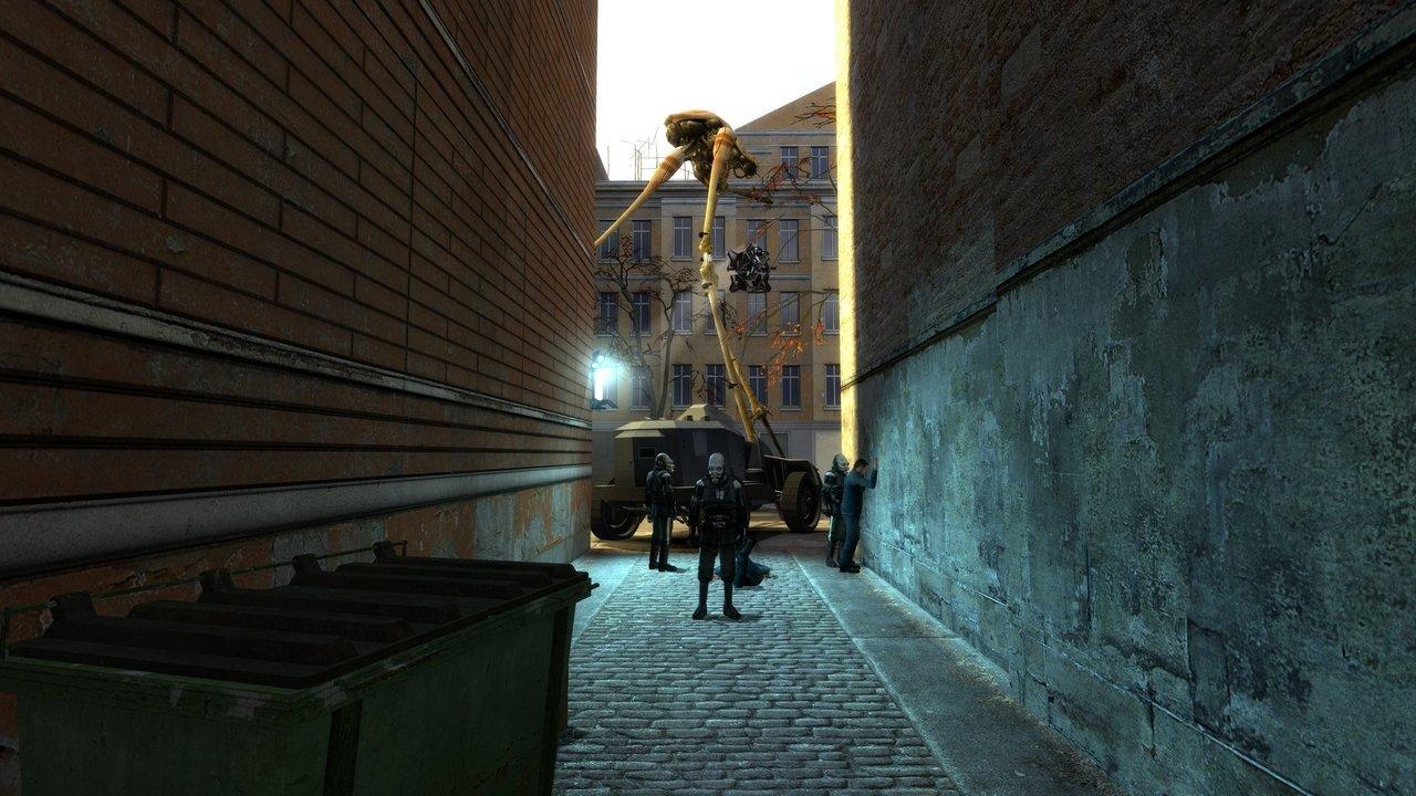 Half Life 2 VR