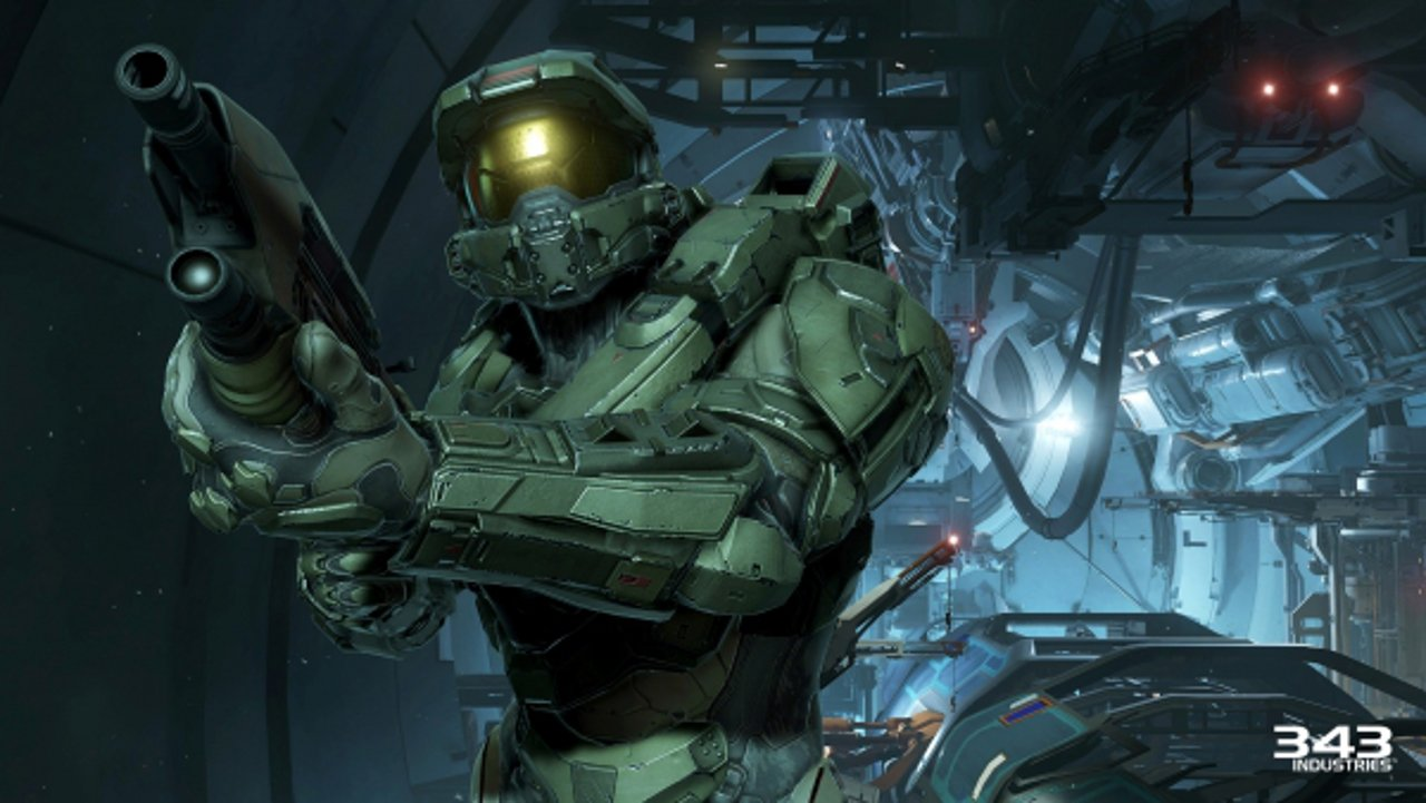 halo serie tv master chief