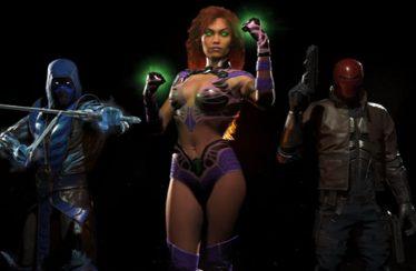 Injustice 2: Starfire, Red Hood, e Sub-Zero sono i primi tre personaggi DLC