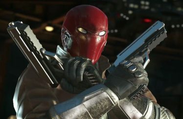Injustice 2 data uscita fight pack 1 Red hood trailer