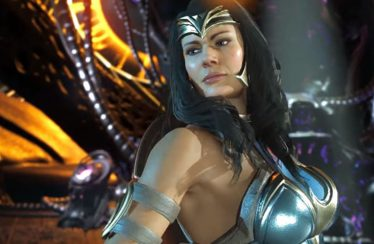 Injustice 2 deals with gold