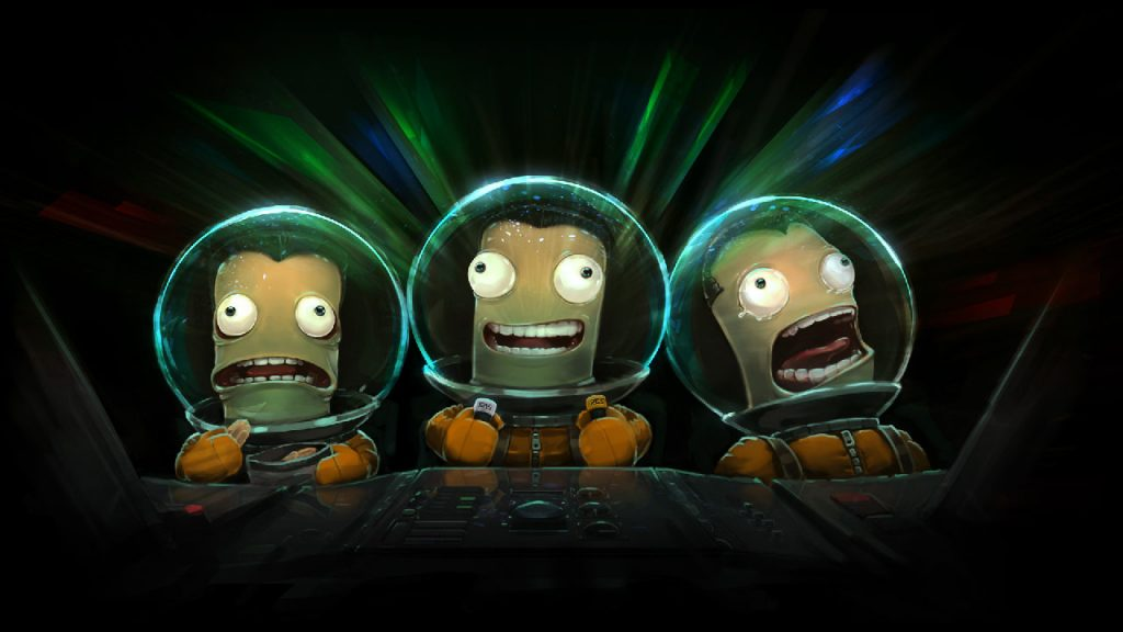Valve Kerbal Space Program
