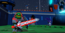 LEGO Worlds si arricchisce della modalità sandbox e di nuovi temi