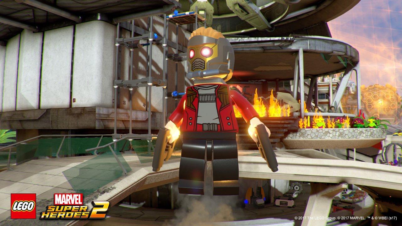 LEGO Marvel Super Heroes 2: nuovo DLC Guardiani della Galassia Vol.2