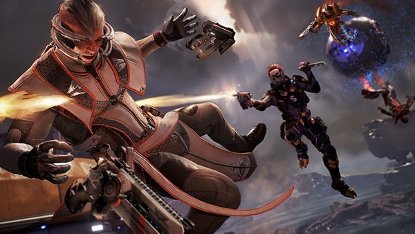 lawbreakers boss key productions