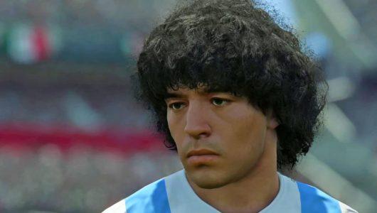 Maradona PES 2020