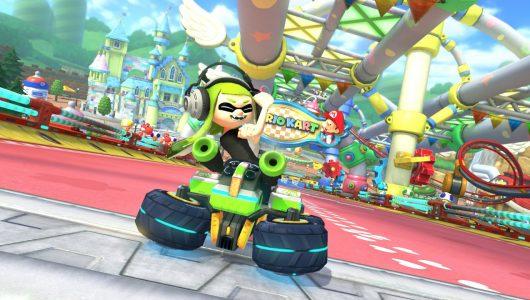Mario Kart 8 Deluxe patch