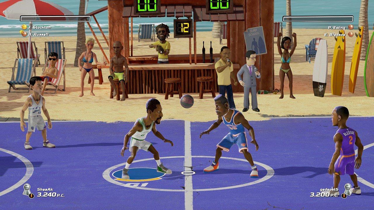 NBA Playgrounds immagine PC PS4 Xbox One Switch 13