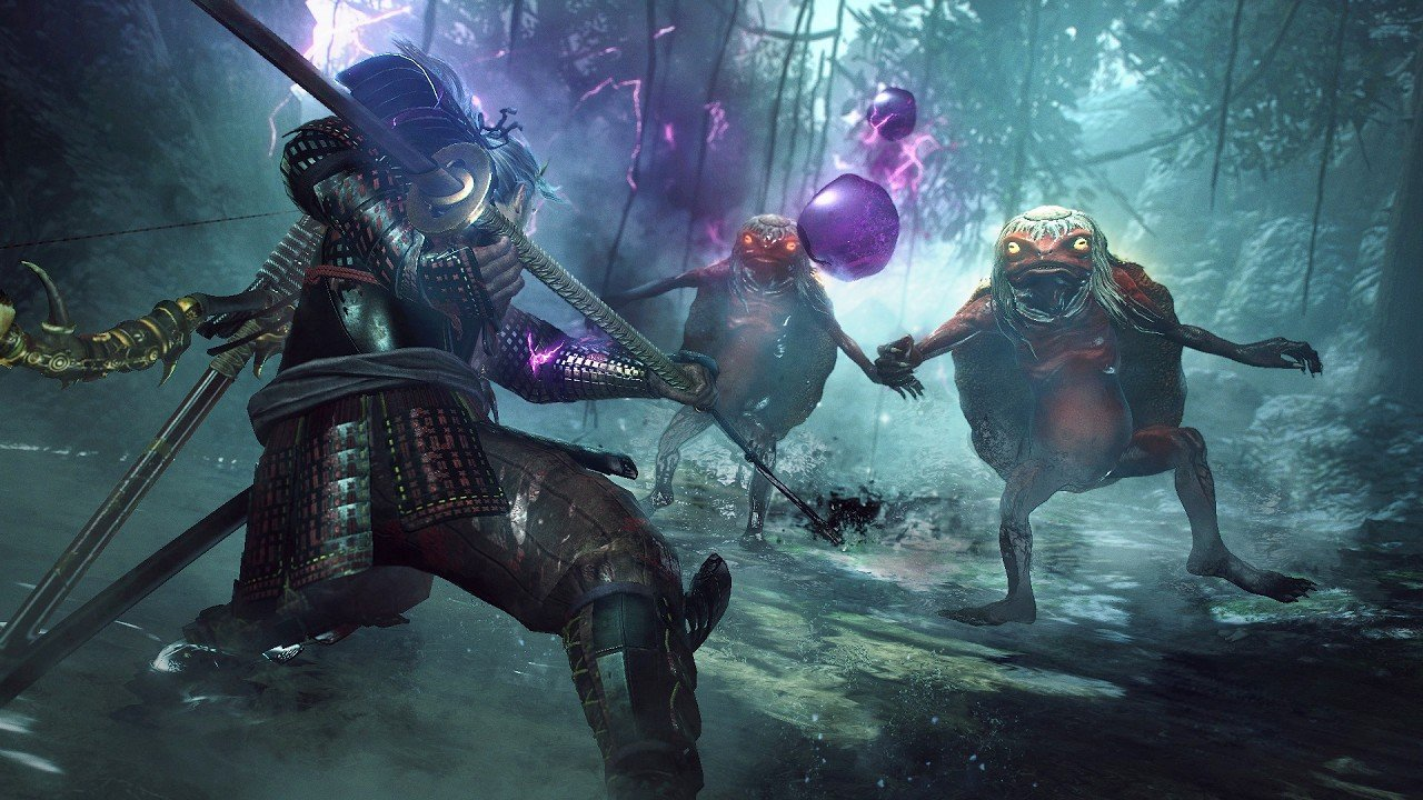 Nioh Drago del nord immagine PS4 05
