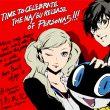 Persona 5, il director Katsura Hashino ringrazia i fan occidentali