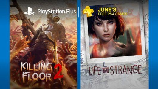 PlayStation Plus: annunciati ufficialmente i giochi di giugno