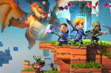 Portal Knights recensione immagine