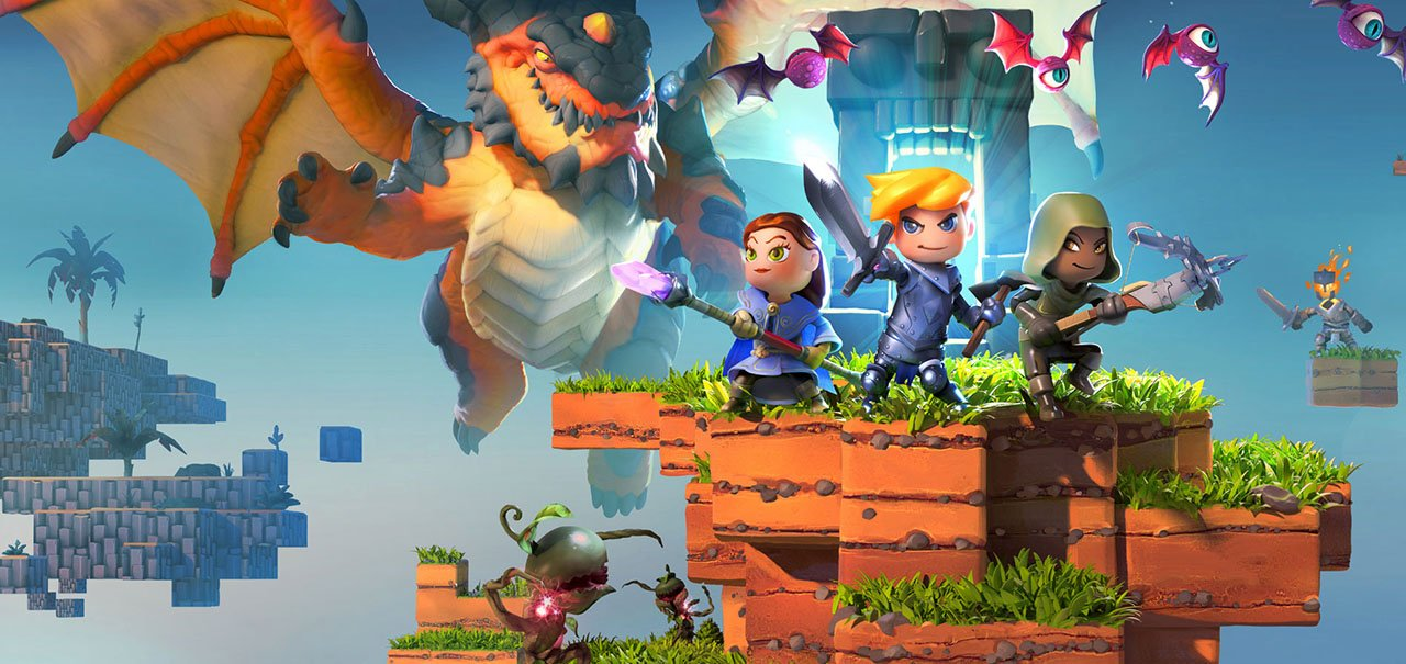 505 Games e Duoyi Network portano Portal Knights sul mercato cinese