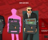 Reservoir Dogs Bloody Days immagine PC Xbox One Hub piccola