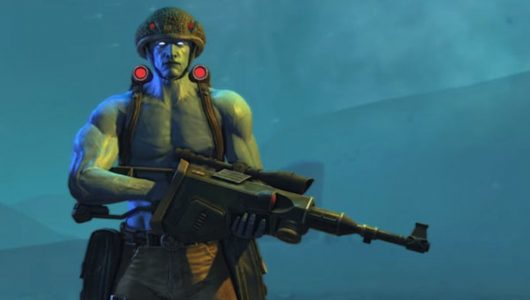 Rogue Trooper Redux trailer gamescom 2017