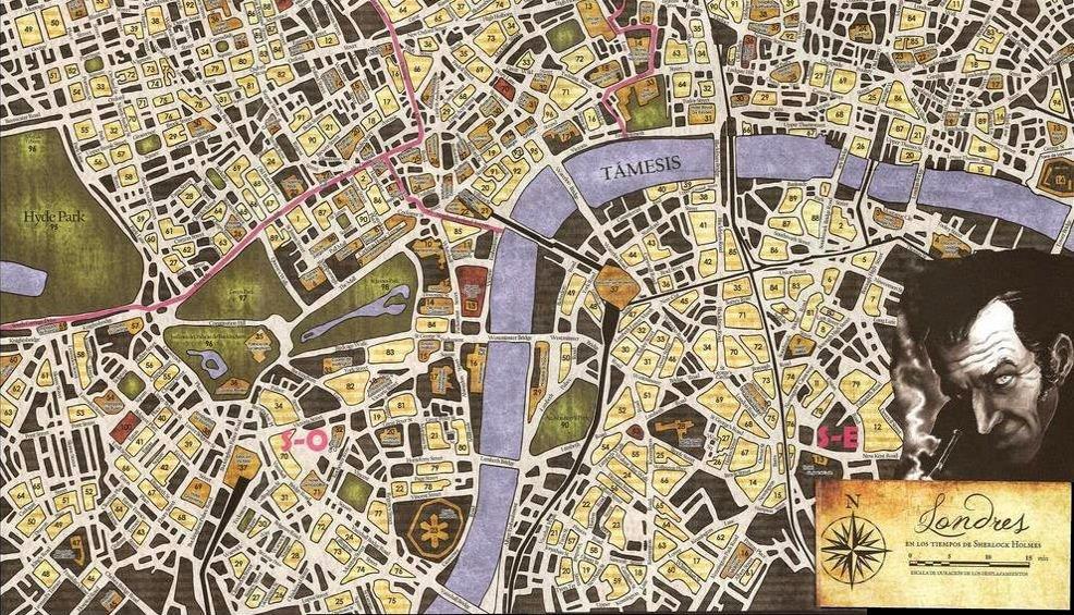 Tavoli digitali per giochi da tavolo reali editoriale the games machine - Sherlock holmes gioco da tavolo ...