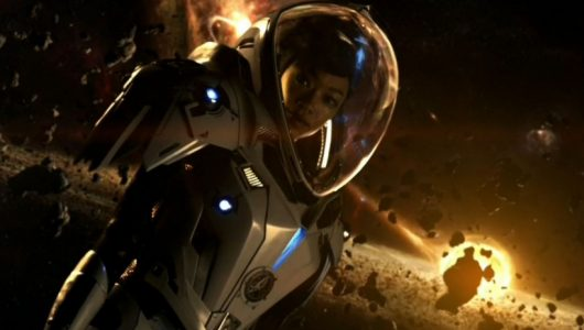 Star Trek Discovery trailer