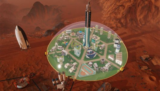 Surviving Mars ps4 pro xbox one x