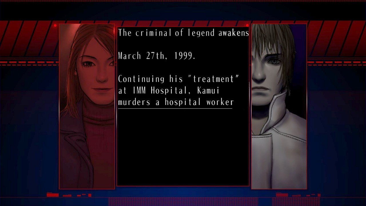 The Silver Case immagine PC 06