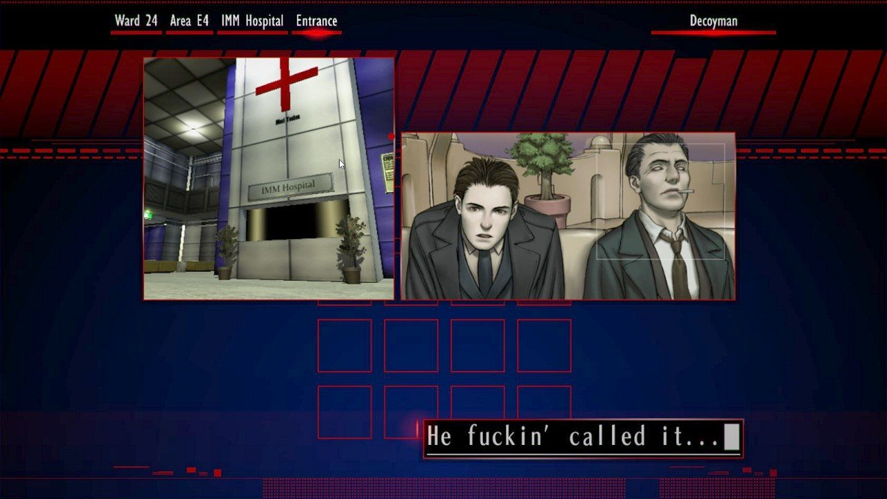The Silver Case immagine PC 07