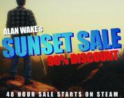Alan Wake è disponibile su Steam con uno sconto del 90%