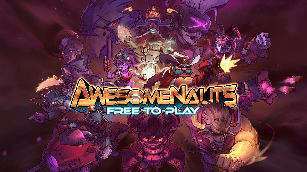 Awesomenauts su Steam abbraccia la formula free-to-play