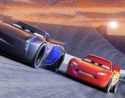 """Cars 3: il trailer """"Rivalry"""" ci mostra la rivalità tra Saetta e Jackson Storm"""