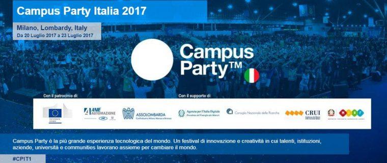 campus party italia