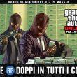 GTA Online: i Colpi daranno GTA$ e RP doppi per tutta la settimana