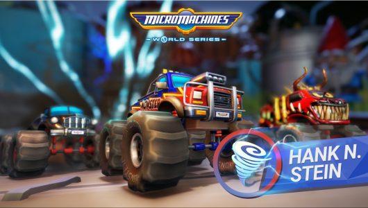 Micro Machines World Series: pubblicato un nuovo trailer di gameplay, svelata la data d'uscita