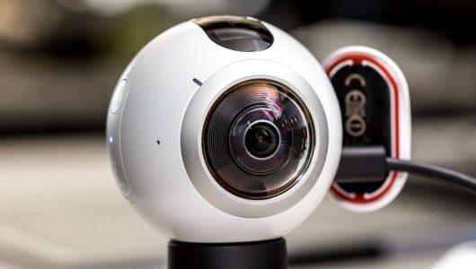 Samsung Gear 360: la nuova videocamera a 360 gradi arriva oggi in Italia