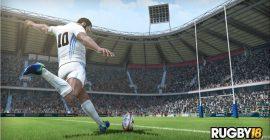Rugby 18 si mostra con un primo trailer