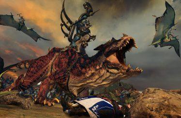 Total Warhammer II: un trailer di lancio a 360 gradi