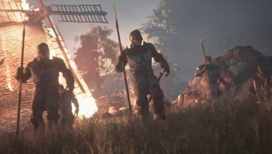 A Plague Tale Innocence video gameplay